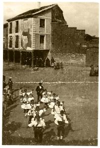 Paloteo del año 1908
