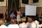 Presentación conferenciante