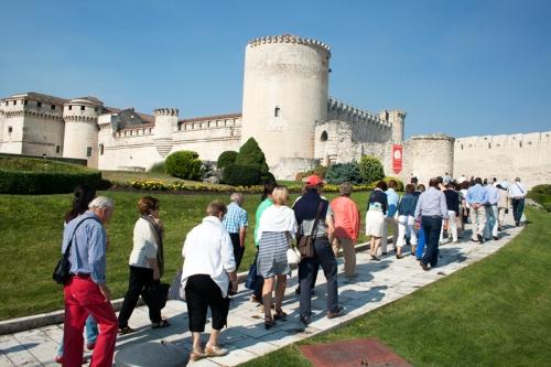 Visita al castilloi