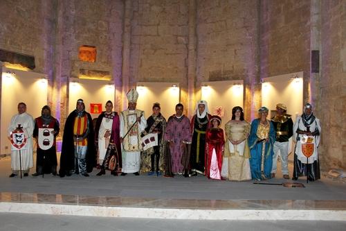 Los participantes